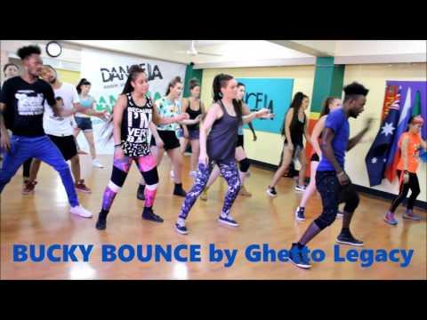 "Rudey Legacy | ""Buck Bounce"" | Dancehall Workshop [Dance Skool]"