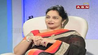 Actress Rajani About Her Rumours of relations with Rajendra Prasad | Open Heart with RK | ABN Telugu