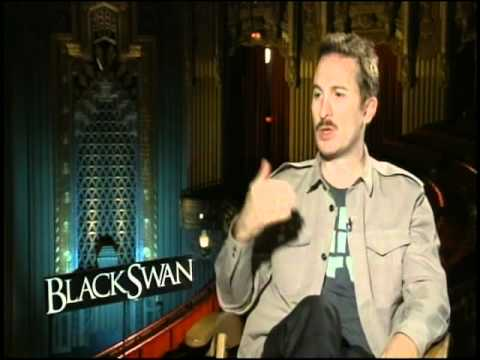 Interview with director Darren Aronofsky for Black Swan