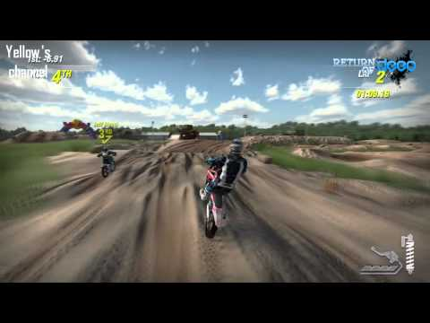 MX vs ATV Alive   25 second AI Headstart   JS7 Pro Loop