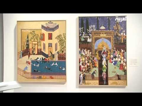 Artists Inspired by Islamic Traditions