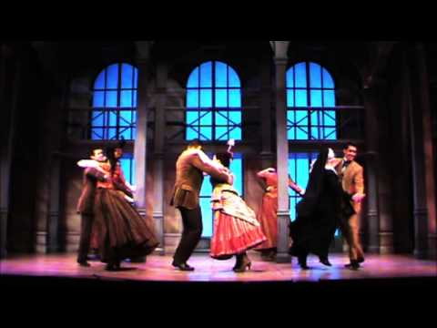 """MAN! I Feel Like a Woman"" Goodspeed's Hello,Dolly! cast in parody by Appleville Productions"