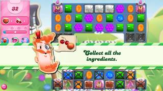 Candy Crush Saga Level 3422 NO BOOSTERS