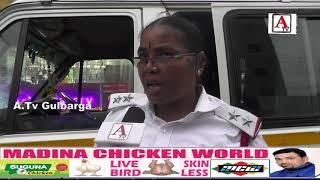 Gulbarga Mein Auto Drivers Ko Bagair Permit Auto Chalana Padhsakta Hai Mahenga Dekhiye ATV Ki Khos