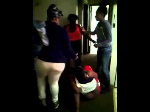262 Girl Hood Fight video