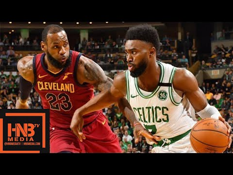 Cleveland Cavaliers vs Boston Celtics Full Game Highlights / Game 2 / 2018 NBA Playoffs