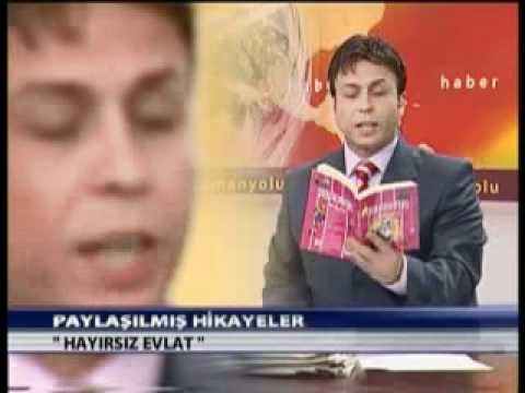 Asm Yldrm - HAYIRSIZ EVLAT - Bir Yudum Hikaye