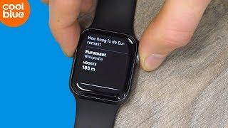 Hoe activeer ik Siri op mijn Apple Watch?