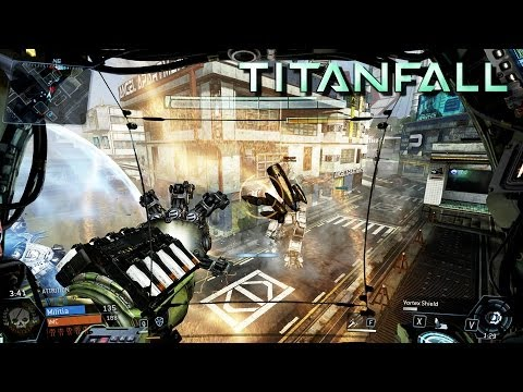TITANFALL: Kill Everything!!! - TITAN WAR - Titanfall Multiplayer Gameplay 1080P HD Xbox One