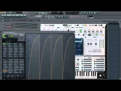 HOW TO MAKE A EDM BASS | FL STUDIO | SYLENTH 1 | Alesso - Steve Angello Style #1