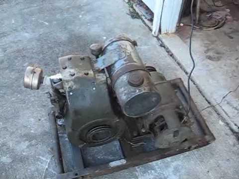 1943 PE-75 Signal Corps Generator