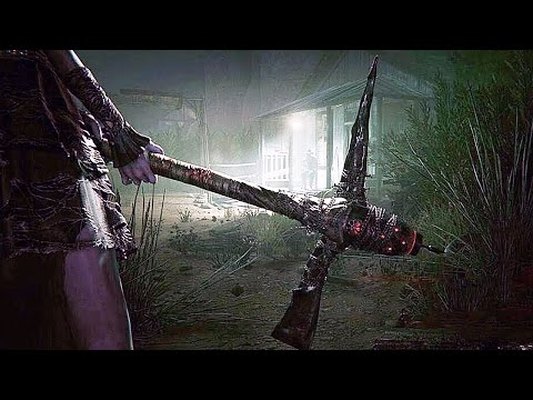 Outlast 2 Gameplay 2016