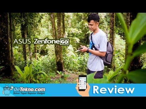 Review Asus Zenfone GO Indonesia