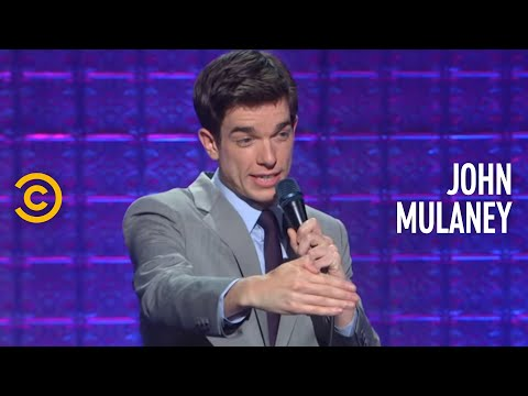 John Mulaney - Terrible Driver (Comedy Central)
