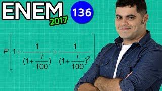 download musica 🔥 ENEM 2017 Matemática 01 👉 Expressão Algébrica para Juros Compostos