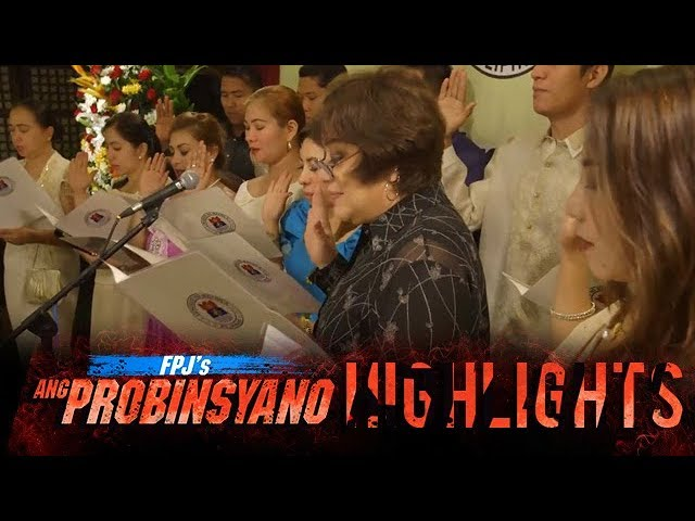 FPJ's Ang Probinsyano: Gina wins the election