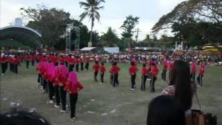 Sacred Heart Academy Zarraga , Iloilo Pantat Festival 2012 Patikim Performance