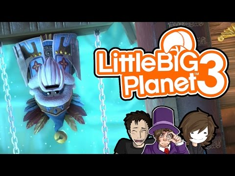 OBEN IST UNTEN - #10 - Little Big Planet 3 | DEBITOR