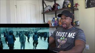 GEOSTORM Trailer REACTION!!!