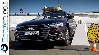2019 Audi A8 - The Most High-Tech Car Ever? – DEMONSTRATION