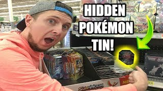 HIDDEN POKEMON CARD HUNT INSIDE WALMART! Look What I Found Ep 13