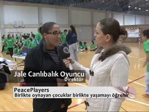 PeacePlayers Cyprus - Published News Piece Winter 2014