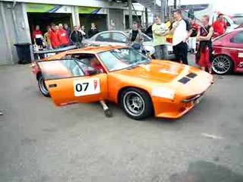 Sound of De Tomaso Pantera