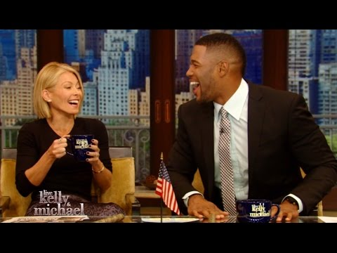 Michael Strahan Announces Role in Magic Mike Movie