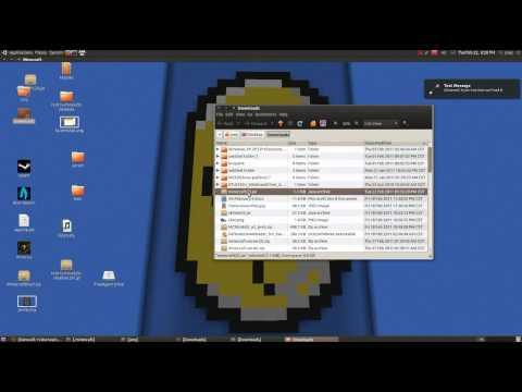 Linux Minecraft Downgrade Tutorial