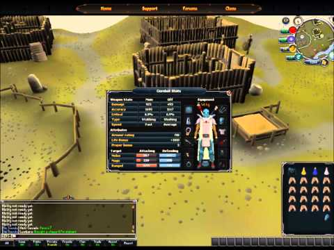 Runescape Ultimate Defence Guide 1-99 EOC