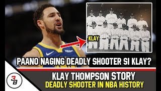 THE KLAY THOMPSON STORY | PAANO NAGING DEADLY SHOOTER SI KLAY