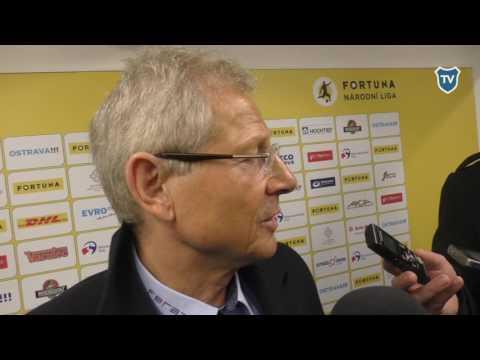 FNL: rozhovor s trenérem Vlastimilem Petrželou po utkání s Táborskem (1:0)