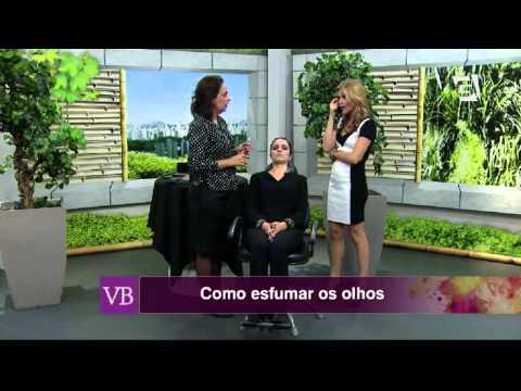 Você Bonita - Como Esfumar os Olhos  (22/06/2015)
