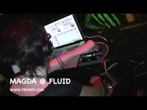 MAGDA @ FLUID BERGAMO HD Music Videos
