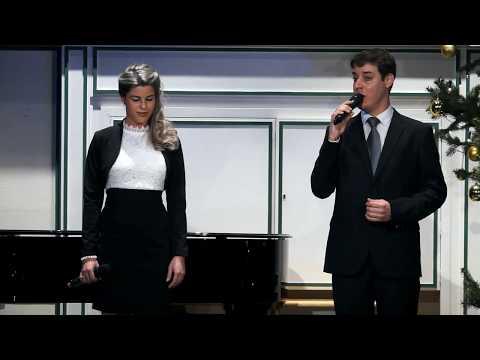 Málinger Anita és Kovács Gergő - A zene az kell