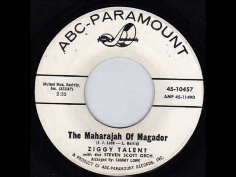 Thumbnail of video Ziggy Talent - 'Maharajah of Magador'