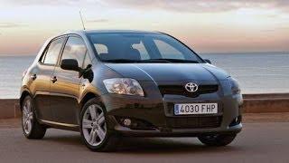 Toyota Auris - Вторые руки