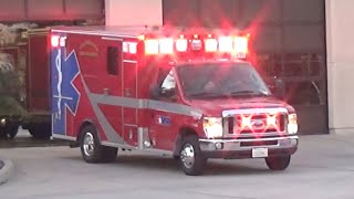 Ambulance Response Compilation