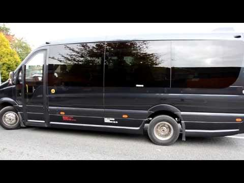 Luxury 16 Seater Minibus - Mercedes Sprinter