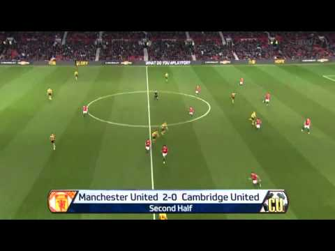 Manchester United 3 - 0 Cambridge United - Full Match 04 Feb 2015