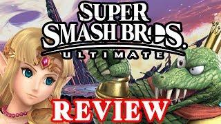 Inside Super Smash Bros. Ultimate REVIEW