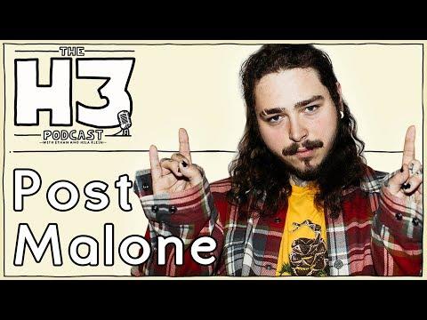 H3 Podcast #39  Post Malone