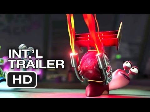 Turbo International TRAILER 2 (2013) - Ryan Reynolds, Snoop Dogg Movie HD
