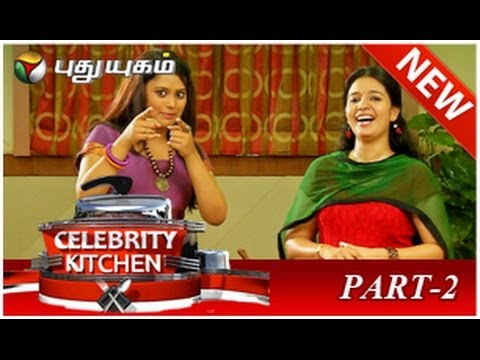 Celebrity Kitchen with Actress Shri Durga & Shanthi Williams - Part 1 (22/06/2014)