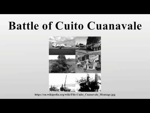 Battle of Cuito Cuanavale
