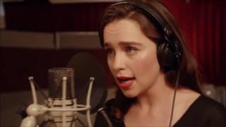 Game of Thrones The Musical – Emilia Clarke( Daenery  Targaryen)