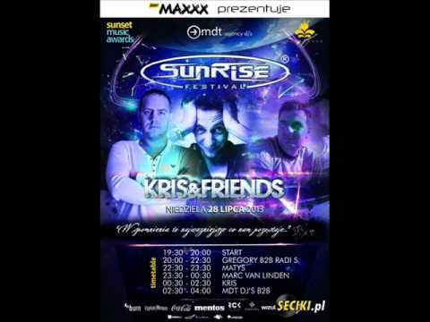 Sunrise Festival 2013 Marc Van Linden - Live! Kołobrzeg