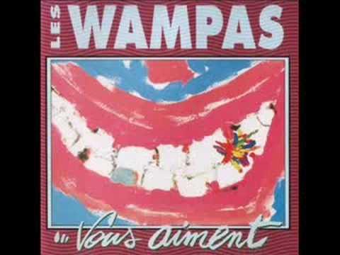 Les Wampas - Le Costume Violet