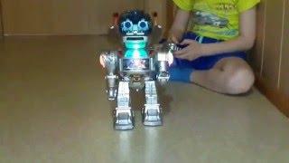 Робот электрон инструкция
