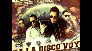 Mr. Saik - Pa La Disco Voy ft. De La Ghetto [Official Audio]